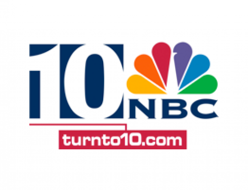 Joe Anderson was Featured on NBC10 News