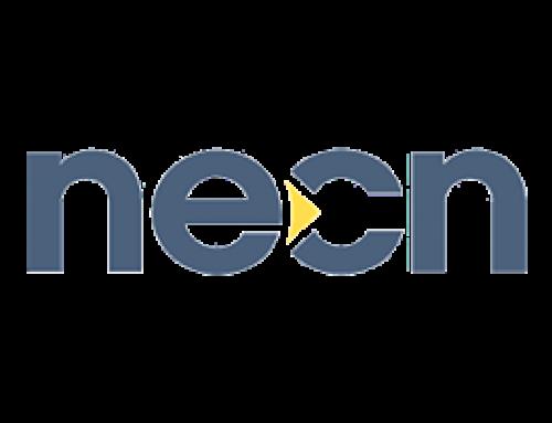 Derek Gregoire Featured on NECN