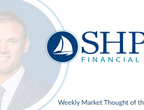 Weekly Market Thought of the Week –  Equities Face Some Volatility