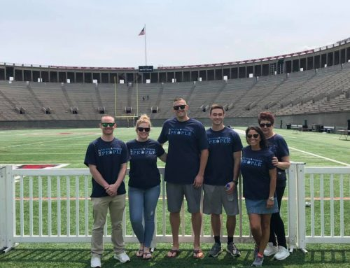Charity Event –  Best Buddies event at Harvard Stadium